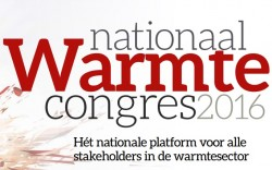 Caleffi kennispartner Nationaal Warmte Congres 2016